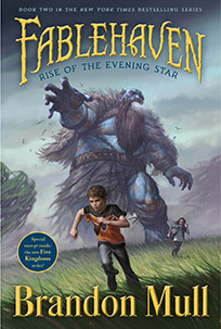 Fablehaven: Rise of the Evening Star 2 by Brandon Mull (2007, Hardcover)